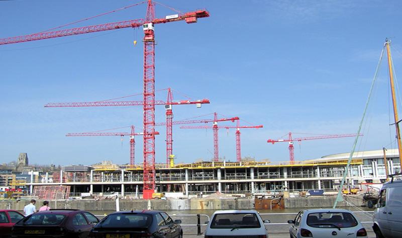 Tower Crane Rental 03